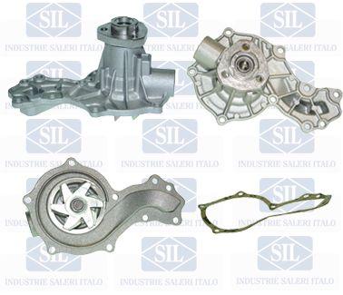 SALERI SIL PA460   Насос водяной Audi 80/100/A6,VW Passat/Golf 1.3-2.0i/1.6D-1.9TDi 81>   Купить в интернет-магазине Макс-Плюс: Автозапчасти в наличии и под заказ