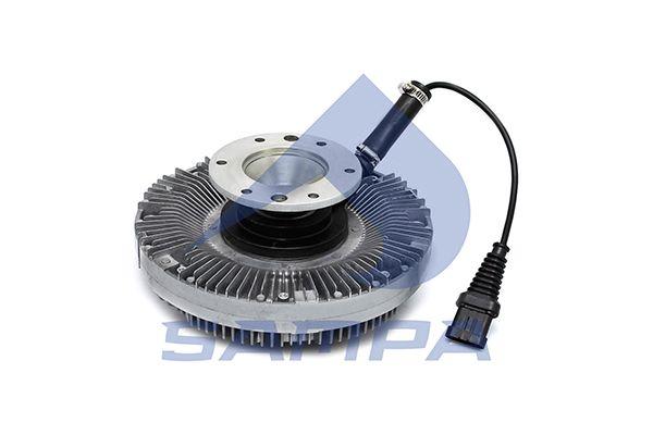 SAMPA 051020 | Муфта вентилятора | Купить в интернет-магазине Макс-Плюс: Автозапчасти в наличии и под заказ