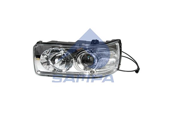SAMPA 051091 | Фара | Купить в интернет-магазине Макс-Плюс: Автозапчасти в наличии и под заказ