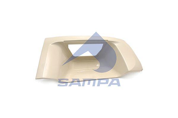SAMPA 18500133 | Корпус подножки | Купить в интернет-магазине Макс-Плюс: Автозапчасти в наличии и под заказ