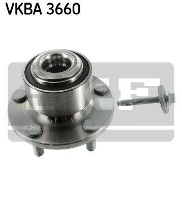 SKF VKBA3660 | Ступица колеса FORD | Купить в интернет-магазине Макс-Плюс: Автозапчасти в наличии и под заказ