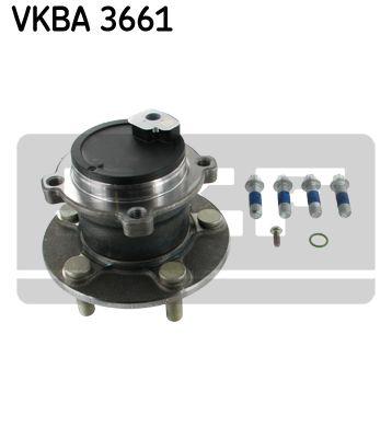 SKF VKBA3661 | ПОДШИПНИК СТУПИЦЫ КОЛЕСА | Купить в интернет-магазине Макс-Плюс: Автозапчасти в наличии и под заказ