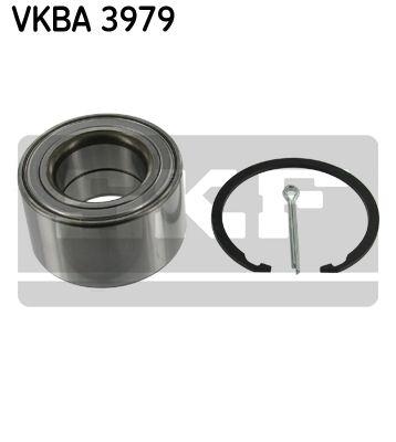 SKF VKBA3979 | Подшипник ступицы TOYOTA COROLLA/AVENSIS 97- пер. | Купить в интернет-магазине Макс-Плюс: Автозапчасти в наличии и под заказ
