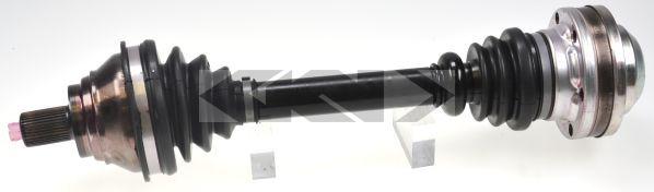 SPIDAN 24475 | полуось привода колеса | Купить в интернет-магазине Макс-Плюс: Автозапчасти в наличии и под заказ