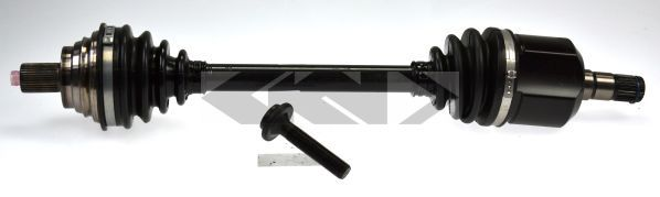 SPIDAN 24484 | полуось привода колеса | Купить в интернет-магазине Макс-Плюс: Автозапчасти в наличии и под заказ