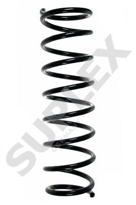 SUPLEX 11043 | Пружина ходовой части | Купить в интернет-магазине Макс-Плюс: Автозапчасти в наличии и под заказ