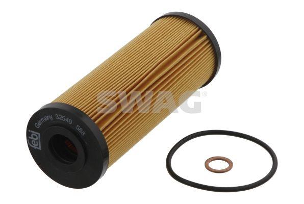SWAG 10932549 | Фильтр масляный | Купить в интернет-магазине Макс-Плюс: Автозапчасти в наличии и под заказ