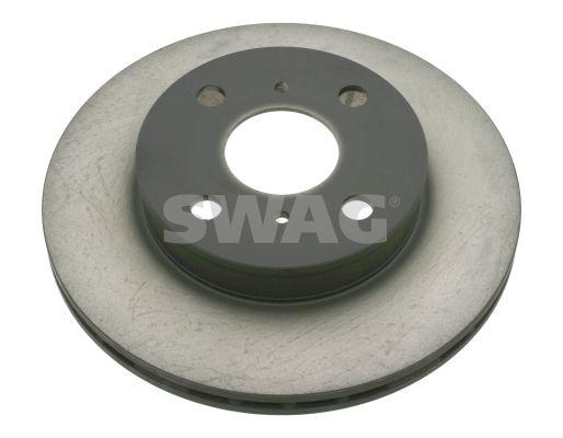 SWAG 81926064 | Диск тормозной TOYOTA: COROLLA ( E10 ) | Купить в интернет-магазине Макс-Плюс: Автозапчасти в наличии и под заказ