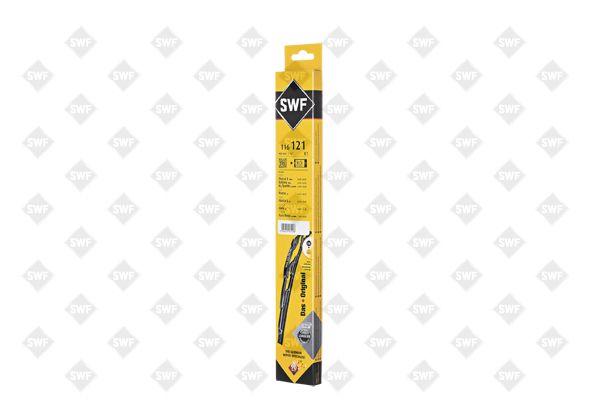 SWF 116121 | Щетка стеклоочистителя каркасная 400мм | Купить в интернет-магазине Макс-Плюс: Автозапчасти в наличии и под заказ