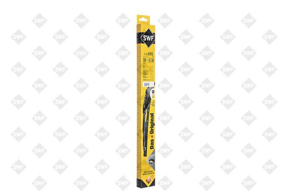 SWF 116606 | Щетка стеклоочистителя | Купить в интернет-магазине Макс-Плюс: Автозапчасти в наличии и под заказ