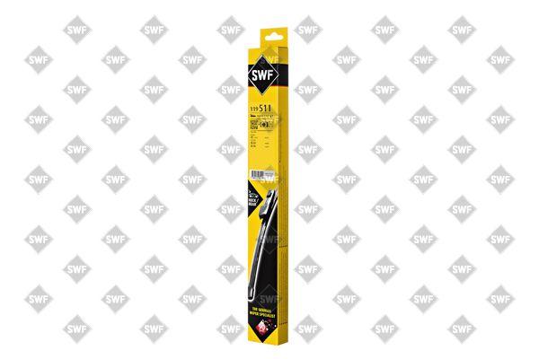 SWF 119511 | Щетка стеклоочистителя задняя VISIOFLEX бескаркасная 380/15` (специальное ) | Купить в интернет-магазине Макс-Плюс: Автозапчасти в наличии и под заказ