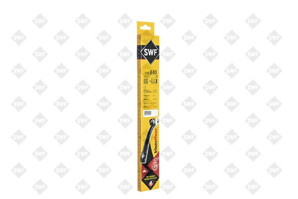 SWF 119840 | Щетка стеклоочистителя VISIONEXT бескаркасная 400/16` (крючок) | Купить в интернет-магазине Макс-Плюс: Автозапчасти в наличии и под заказ