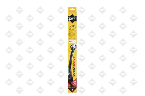 SWF 119848 | Щетка стеклоочистителя VISIONEXT бескаркасная 475/19` (крючок) | Купить в интернет-магазине Макс-Плюс: Автозапчасти в наличии и под заказ