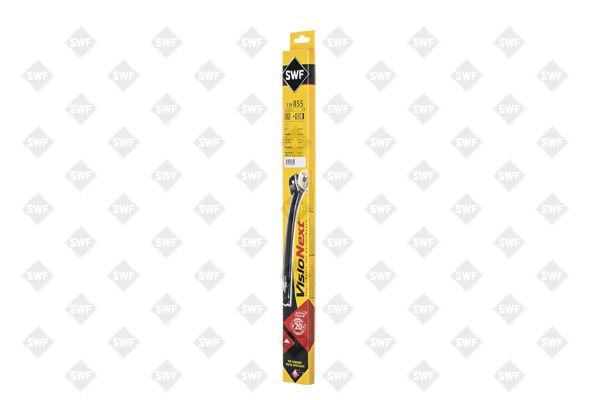 SWF 119855 | Щетка стеклоочистителя VISIONEXT бескаркасная 550/22` (крючок) | Купить в интернет-магазине Макс-Плюс: Автозапчасти в наличии и под заказ