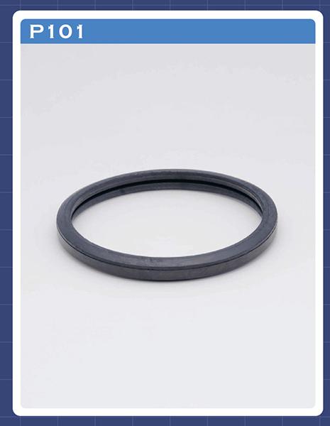 TAMA P101 | Прокладка термостата | Купить в интернет-магазине Макс-Плюс: Автозапчасти в наличии и под заказ