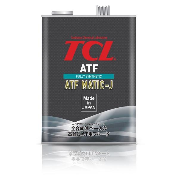 TCL A004TYMJ   Трансмиссионная жидкость TCL ATF MATIC J (Синтетика) 4L   Купить в интернет-магазине Макс-Плюс: Автозапчасти в наличии и под заказ