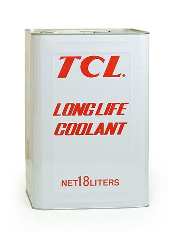 TCL LLC00765   Антифриз TCL Long Life Coolant RED -50° 18L   Купить в интернет-магазине Макс-Плюс: Автозапчасти в наличии и под заказ