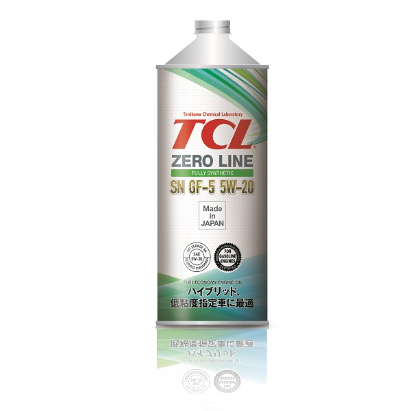 TCL Z0010520   Масло моторное TCL Zero Line 5W20 (Синтетика, API SN) 1L   Купить в интернет-магазине Макс-Плюс: Автозапчасти в наличии и под заказ