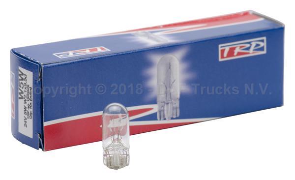 TRP 1528529   Лампа накаливания без цоколя 24V 5W   Купить в интернет-магазине Макс-Плюс: Автозапчасти в наличии и под заказ