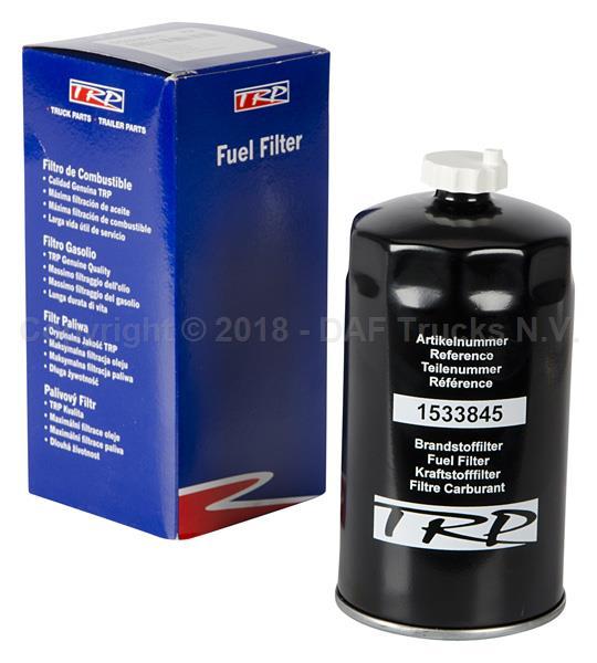 TRP 1533845   Фильтр топливный (грубой очистки)   Купить в интернет-магазине Макс-Плюс: Автозапчасти в наличии и под заказ