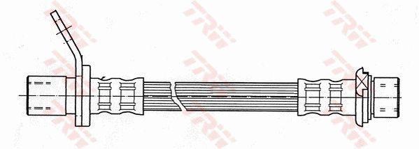 TRW PHA391 | Шланг тормозной TOYOTA: AVENSIS 97-03, AVENSIS Liftback 97-03, AVENSIS Station Wagon 97-03 | Купить в интернет-магазине Макс-Плюс: Автозапчасти в наличии и под заказ