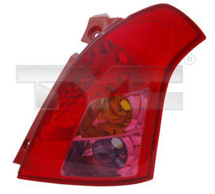 TYC 1111372012 | ФОНАРЬ ЛЕВ (TYC) | Купить в интернет-магазине Макс-Плюс: Автозапчасти в наличии и под заказ