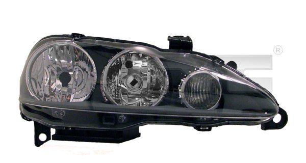 TYC 200972052 | Фара электрическая+электрокорректор черный отражатель левая 05-10 TYC | Купить в интернет-магазине Макс-Плюс: Автозапчасти в наличии и под заказ