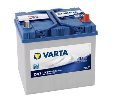 VARTA 5604100543132 | АКБ 6СТ-60 'Varta' Blue Dynamic (Чехия) (обр. пол.) (232x173x225) (540А) Азия | Купить в интернет-магазине Макс-Плюс: Автозапчасти в наличии и под заказ