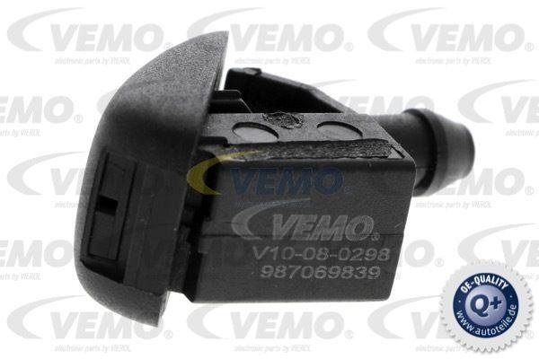 VEMO V10080298 | Форсунка стеклоомывателя | Купить в интернет-магазине Макс-Плюс: Автозапчасти в наличии и под заказ