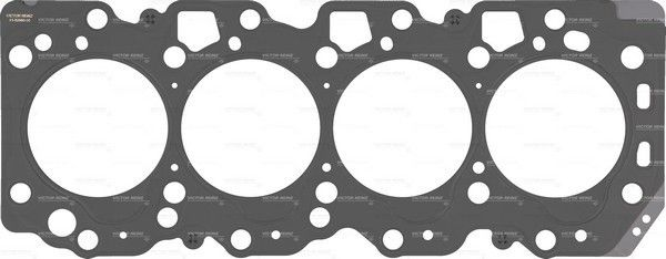 VICTOR REINZ 615298000 | Прокладка ГБЦ Toyota Carina 2.0TD 2C-T 88> | Купить в интернет-магазине Макс-Плюс: Автозапчасти в наличии и под заказ