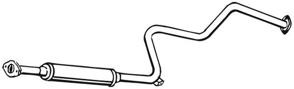 WALKER 16563 | Автодеталь | Купить в интернет-магазине Макс-Плюс: Автозапчасти в наличии и под заказ