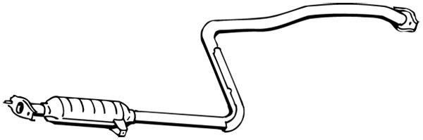 WALKER 16675 | Автодеталь | Купить в интернет-магазине Макс-Плюс: Автозапчасти в наличии и под заказ
