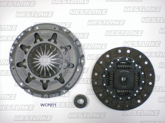 WESTLAKE WCP011 | Комплект сцепления | Купить в интернет-магазине Макс-Плюс: Автозапчасти в наличии и под заказ