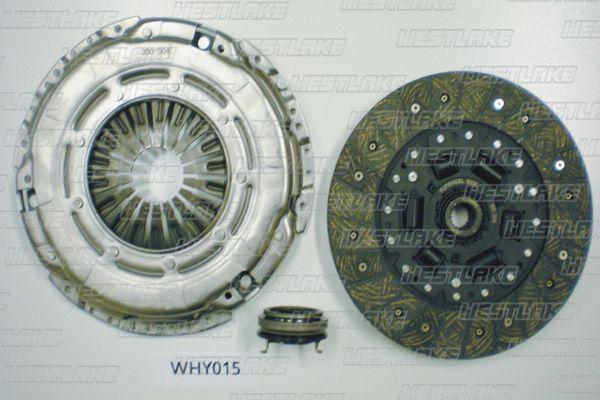 WESTLAKE WHY015 | Комплект сцепления | Купить в интернет-магазине Макс-Плюс: Автозапчасти в наличии и под заказ