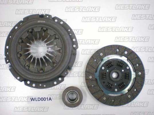 WESTLAKE WLD001A | Комплект сцепления | Купить в интернет-магазине Макс-Плюс: Автозапчасти в наличии и под заказ