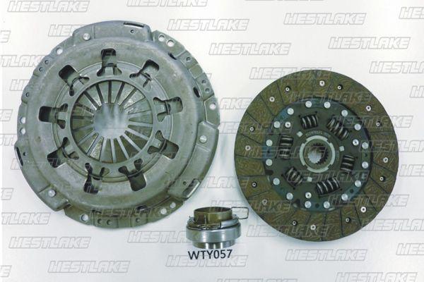WESTLAKE WTY057 | Комплект сцепления | Купить в интернет-магазине Макс-Плюс: Автозапчасти в наличии и под заказ