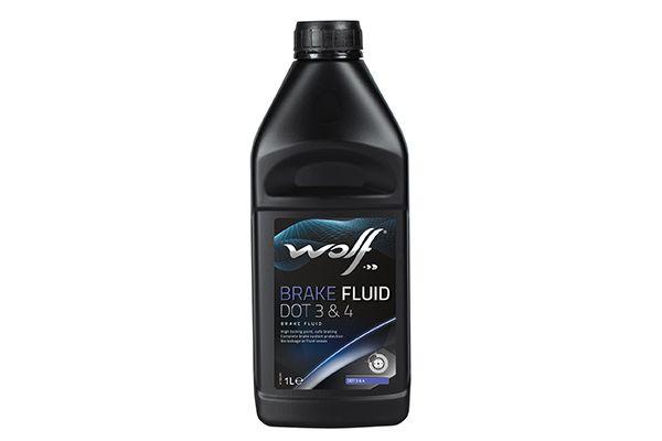 WOLF 8307805   Жидкость тормозная   Купить в интернет-магазине Макс-Плюс: Автозапчасти в наличии и под заказ