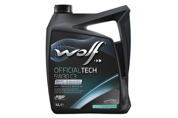 WOLF 8308116   Моторное масло, Моторное масло   Купить в интернет-магазине Макс-Плюс: Автозапчасти в наличии и под заказ